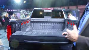 100 Chevy Truck Tailgate Heres Exactly How The 2019 GMC Sierras SixWay Works