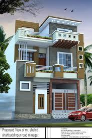 100 Home Designes 3d Designs Associates Muzaffar Nagar City Exterior