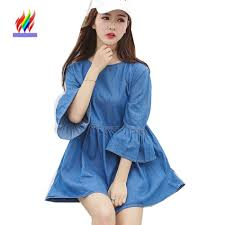 compare prices on korean light blue dress online shopping buy low
