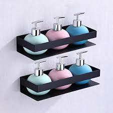 edelstahl küche badezimmer dusche regal ablagekorb rack
