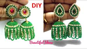 DIY//How To Make Silk Thread Designer Jhumkas/Earrings//Silk ... How To Make Pearl Bridal Necklace With Silk Thread Jhumkas Quiled Paper Jhumka Indian Earrings Diy 36 Fun Jewelry Ideas Projects For Teens To Make Pearls Designer Jewellery Simple Yet Elegant Saree Kuchu Design At Home How Designer Earrings Home Simple And Double Coloured 3 Step Jhumkas In A Very Easy Silk Earring Bridal Art Creativity 128 Jhumka Multi Coloured Pom Poms Earring Making Jewellery Owl Holder Diy Frame With