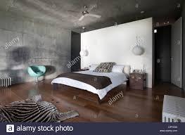 schlafzimmer mit trennwand wall flinders haus bornas