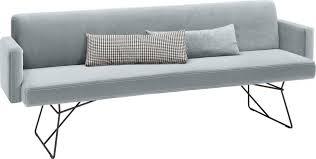 set one by musterring polsterbank nevada breite 218 cm mit armlehne kaufen otto