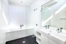 tiles modern white subway tile bathroom modern white tile