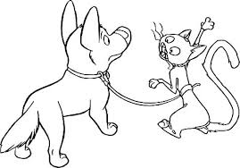Coloring Pages Caterpillar To Butterfly Dogs And Cats Dog Cat Bolt Penn