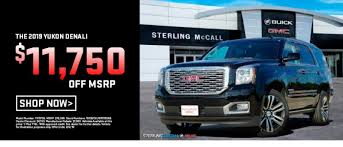 100 Trucking Jobs In Houston Tx Sterling McCall Buick GMC Car Truck Dealership Near Me