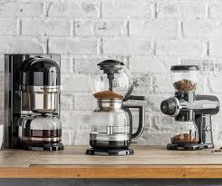 Vac To The Future KitchenAid Unveils Automatic Siphon Coffee Brewer