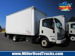 100 Miller Trucking 2015 ISUZU NPR BOX VAN TRUCK FOR SALE 3238