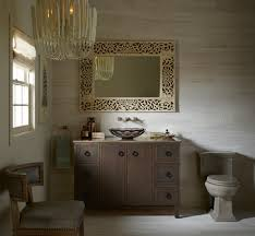 Kohler Memoirs Pedestal Sink And Toilet by Looking Cubbies In Bathroom Traditional With Next To Glass