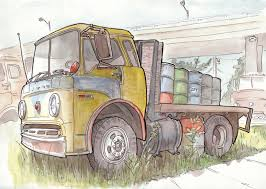Urban Sketchers Seattle: Old Truck Graveyard Vector Drawings Of Old Trucks Shopatcloth Old School Truck By Djaxl On Deviantart Ford Truck Drawing At Getdrawingscom Free For Personal Use Drawn Chevy Pencil And In Color Lowrider How To Draw A Car Chevrolet Impala Pictures Clip Art Drawing Art Gallery Speed Drawing Of A Sketch Stock Vector Illustration Classic 11605 Dump Loaded With Sand Coloring Page Kids