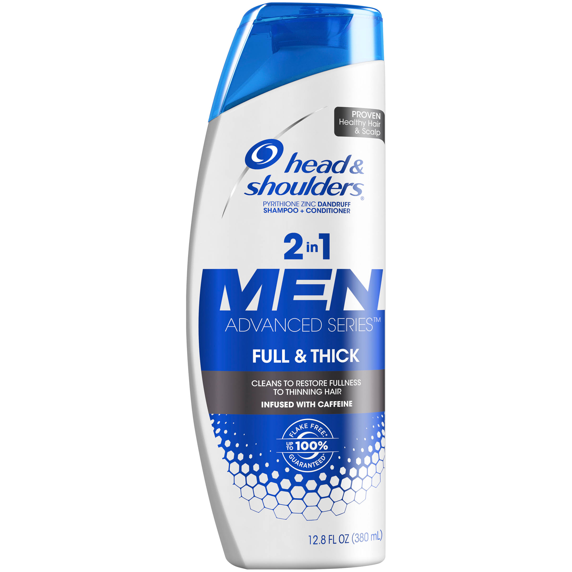 Head and Shoulders Full and Thick Dandruff 2-in-1 Shampoo - 12.8oz