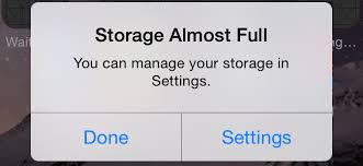 What To Do When Your iPhone or iPad Runs Out of Space