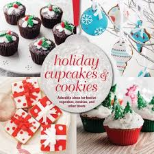 Holiday Cupcakes Cookies