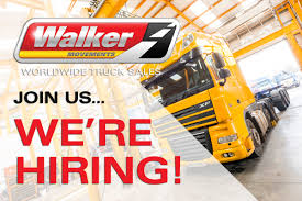 Walker - We're Hiring 050218 | Walker Movements Dixie Dream Cars 1954 Chevy 3100 Pick Up Truck Welcome To Kleyn Trucks The World Wide Used Dealer Youtube On Everything Trucks 20160313 Best Sales Crs Quality Sensible Price Kia K2500 K2700 K3000s K4000g Commercial Vehicle Motors Equipment Details Henry Entire Stock Of Tow For Sale Constructit Cement 150 Piece Kit Bms Whosale Ming Liebherr Truckdriverworldwide Movie Flatbed In Los Angeles Ca Resource Fresno Car Haulers For New Carrier Trailers