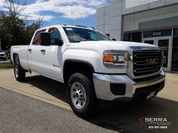 New 2019 GMC Sierra 2500HD Base 4D Crew Cab In Madison #C92245 ...