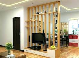 Room Divider In Living Cabinet Dividers S Storage Ideas