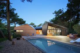 Atelier Du Pont Designed An Environment Friendly Holiday Home In ... Ultra Modern House Plans Uk Home Design 2017 Mm Architects Builds A Pair Of Holiday Homes In Vietnam Small Bliss House Designs With Big Impact Sublime Koi Pond Designs And Water Garden Ideas For 7 Brutalist You Can Rent 10 Qualities To Look In A Fixer Upper Lowes Kitchen Planner 33 Incredible Of Hobbit Real Life Interior Holiday Inhabitat Green Innovation Architecture Ribbon Vacation By G2 Estudio Youtube Apartment Dignbeachresort Zadar Company Designer Chalets Neutral Bathroom Containerlike Bach Coromandel