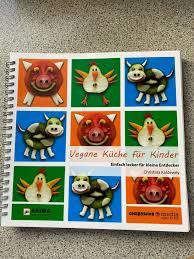 buch vegane küche für kinder