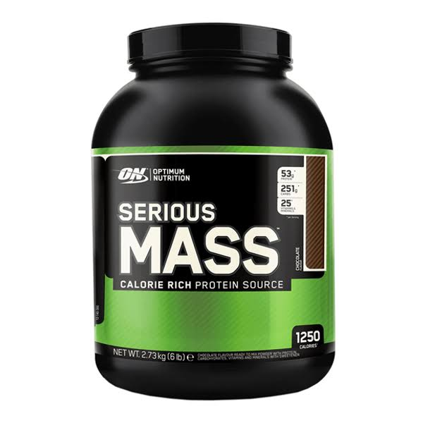 Optimum Nutrition Serious Mass (2.73kg / Cookies & Cream)