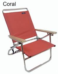 Copa Beach Chair With Canopy by Mid Height 3 Position Beach Chair By Copa