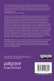 Punishing The Criminal Corpse 1700 1840 Aggravated Forms Of Death Penalty In England Palgrave Historical Studies And Its