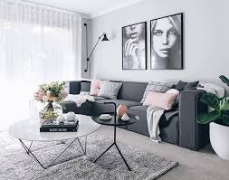 living rooms with grey walls home design