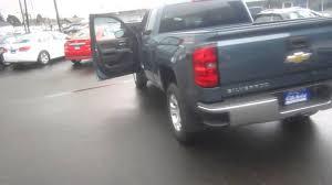 100 2014 Chevy Truck Reviews Chevrolet Silverado Blue Granite Metallic STOCK CT4159