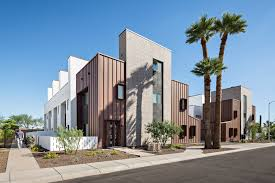 100 San Paulo Apartments Phoenix Uptown Row The Ranch Mine ArchDaily