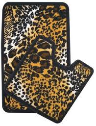 Cheetah Bathroom Rug Set by Velvet Plush Animal Print Throw Blanket Grey Zebra Or Leopard