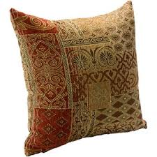 Nicole Miller Paisley Throw Pillows by Christmas Throw Pillows For Less Overstock Com