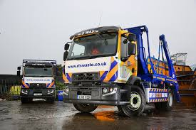 RTS Waste Management Rates Renault Trucks Essex As