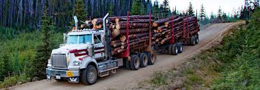 Log Hauling & Trucking Company | Valley Carriers