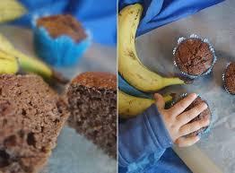 muffins mit banane und dinkel gesund backen für