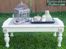 Americana Decor Chalky Finish Paint Hobby Lobby by Chalky Finish Coffee Table Restoration Redoux