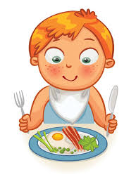 Fork Clipart Kid Best Infantiles Images Vector Library Stock