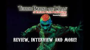 Eastern State Penitentiary Halloween 2017 by Terror Behind The Walls At Eastern State Penitentiary Review
