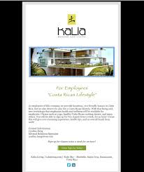 100 Kalia Living L9 Campaign Platform And Messaging Email Cynthia Heng