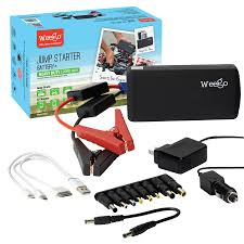 100 Tow Truck Jumper Cables Weego 400Amp Car Battery Jump Starter At Lowescom
