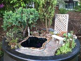 Best Miniature Garden Furniture