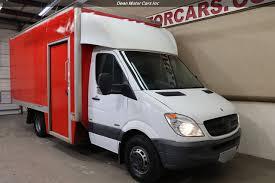 100 Trucks For Sale Houston Tx 2011 MercedesBenz Sprinter 3500 BOX TRUCK CLEAN ONE OWNER
