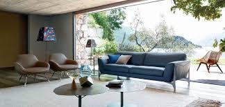 roche bobois canapé r eacute flexion large 3 seat sofa roche bobois