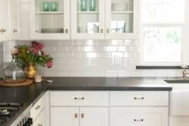 Gallery Of Travertine Countertops Off White Kitchen Cabinets Lighting Small Tv For With