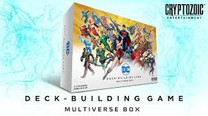 multiverse box dc deck building game expansion youtube