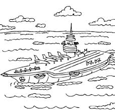 Homeland Defense Coloring Pages