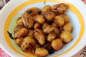 comment cuisiner des pommes de terre pommes de terre grenaille mamy nadine cuisine