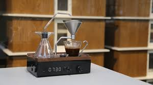 Barisieur Combination Coffee Brewer And Alarm Clock