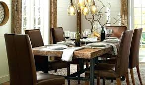 Griffin Table Pottery Barn Dining Room Impressive Reclaimed Wood On Pine
