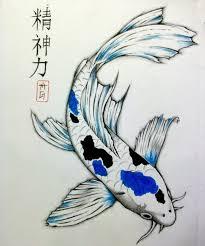Resultat De Recherche Dimages Pour Japanese Fish DrawingMore Pins Like Koi ArtFish