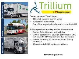 100 Trillium Trucking Presentation Title Use Calibri 44 Point In Caps