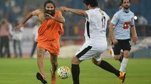 BattlePsBattle Indian Yoga Guru Baba Ramdev Playing Football